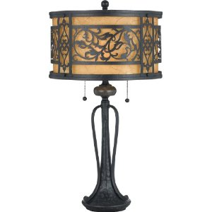 tuscan table lamps photo - 1