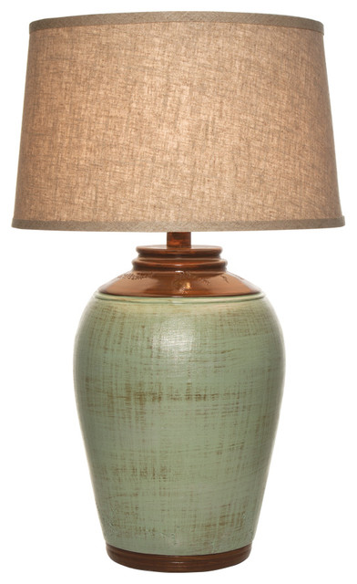tuscan table lamps photo - 5