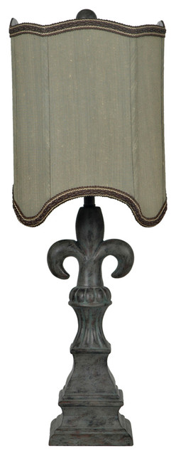 tuscan table lamps photo - 8