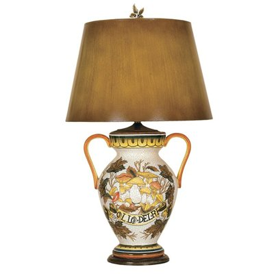 tuscan table lamps photo - 9