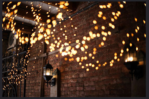 twinkle lights outdoor photo - 3