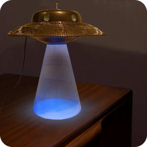 Ufo Lamp 16 Varieties Of Lamps With Unique And Quirky
