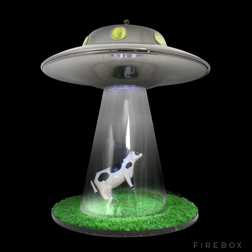 ufo lamp photo - 6
