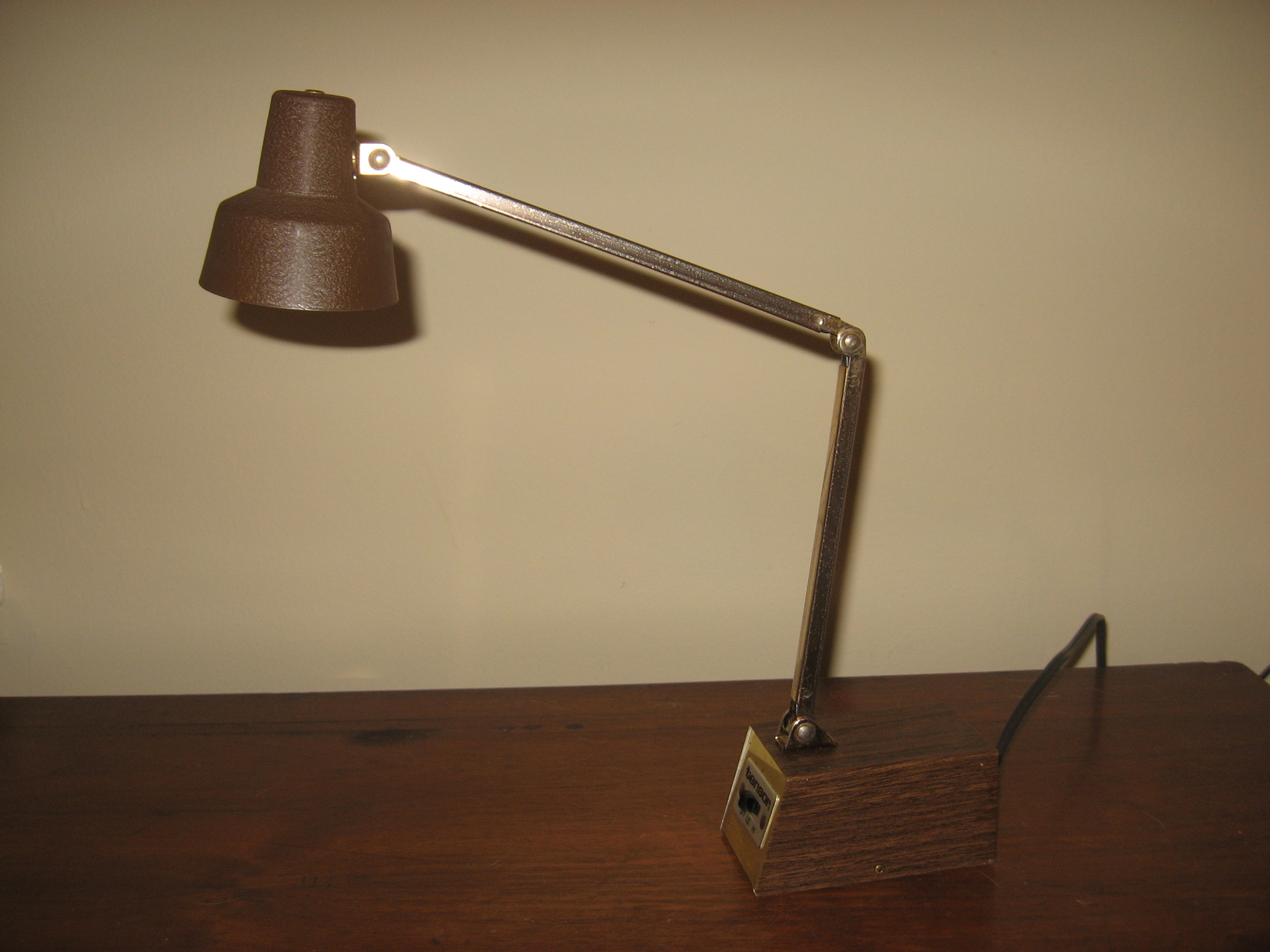 underwriters laboratories inc portable lamp photo - 2