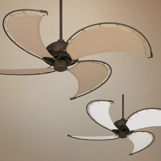 unique outdoor ceiling fans photo - 2