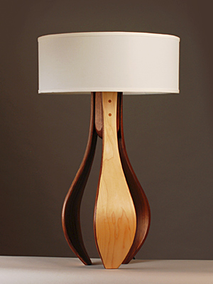 unique table lamps photo - 9