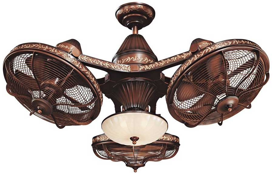 Top 10 Unusual Ceiling Fans 2018 Warisan Lighting