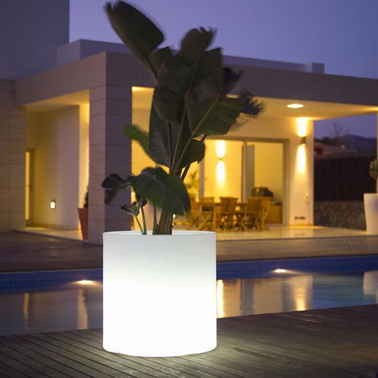 unusual outdoor lighting photo - 10