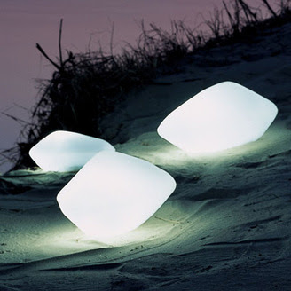unusual outdoor lighting photo - 2