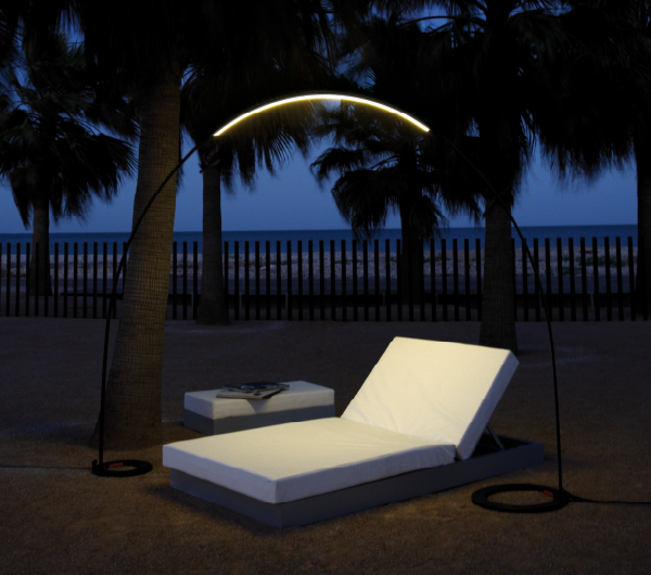 unusual outdoor lighting photo - 6