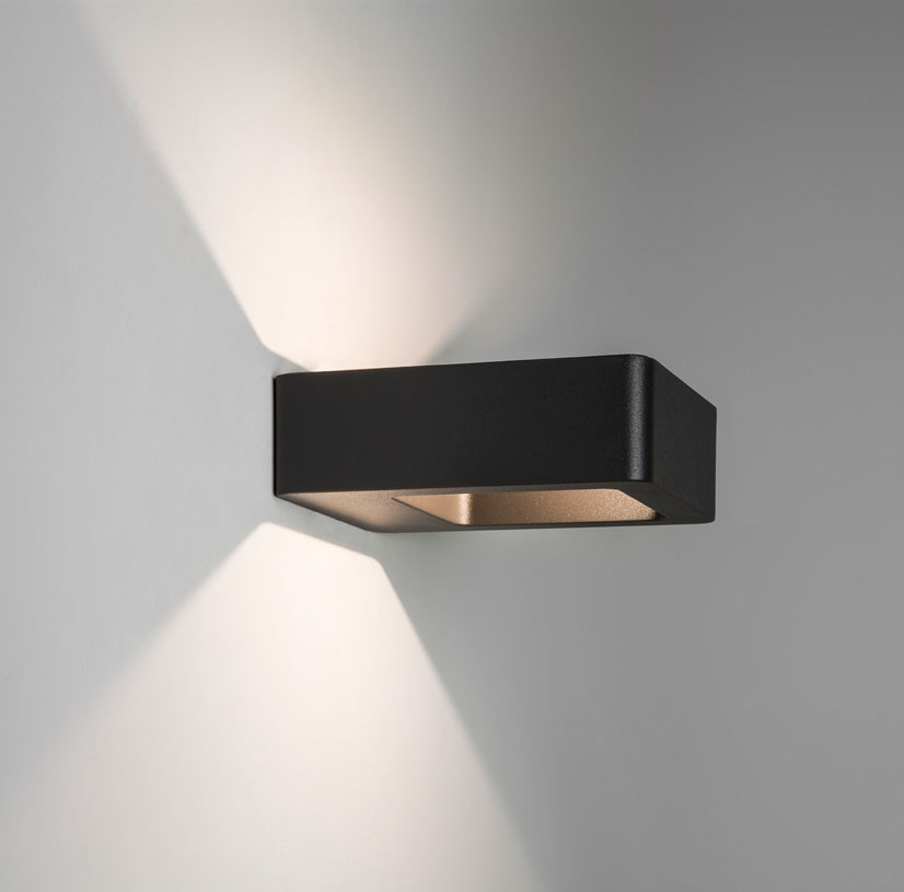 up and down led wall lights photo - 9