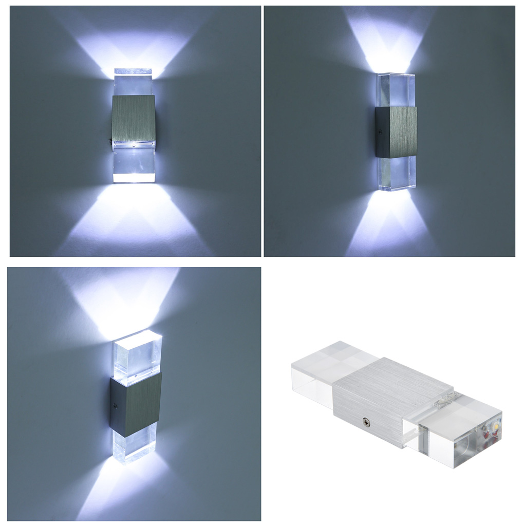 up and down outdoor wall lights photo - 5
