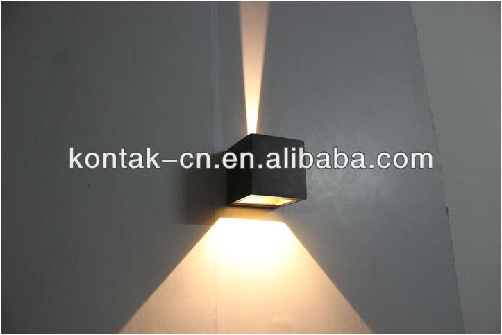 up and down outdoor wall lights photo - 7