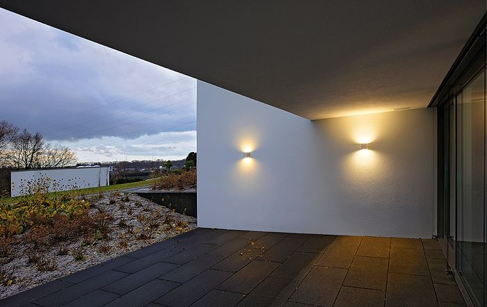 Modernise your home with Up and down wall lightWarisan Lighting