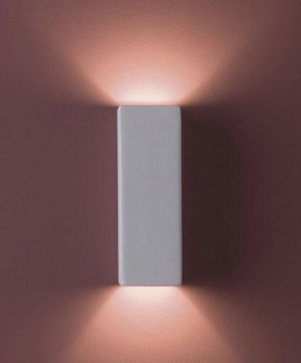 Up and down wall lights Warisan Lighting