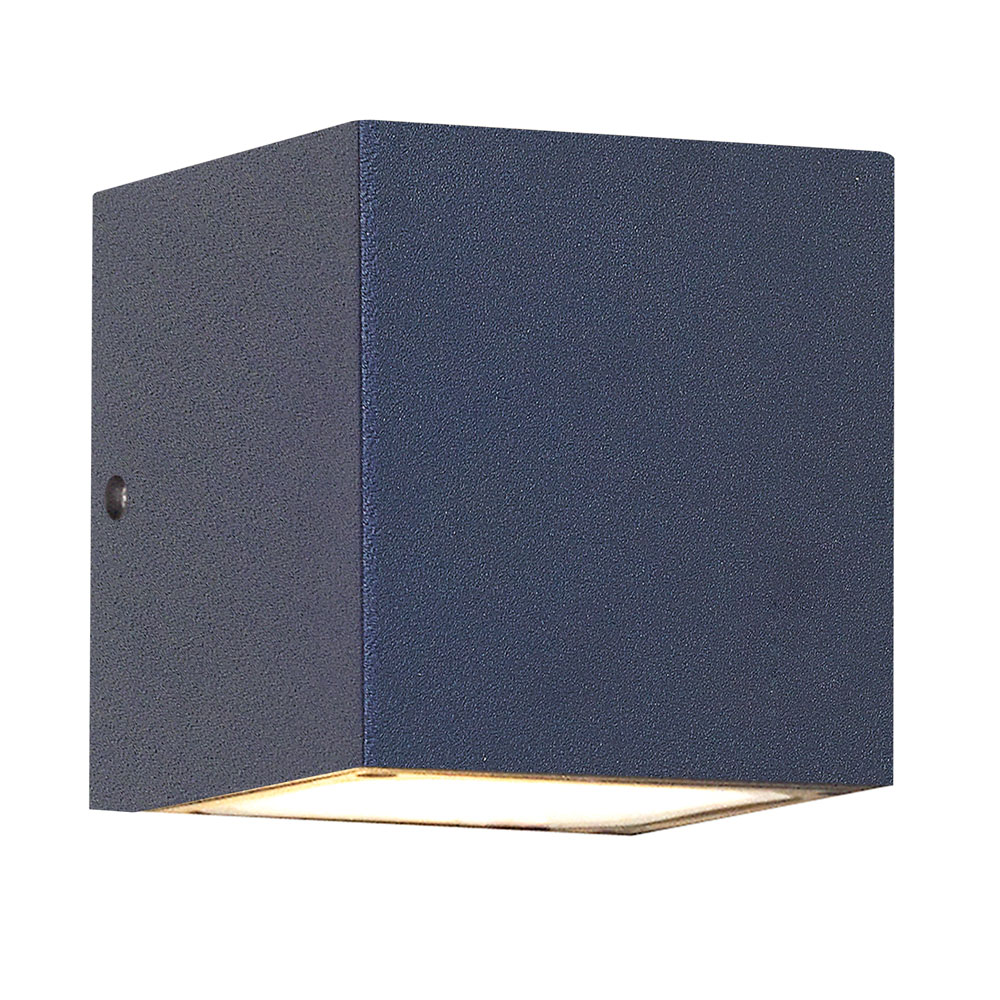 up down led wall light photo - 5
