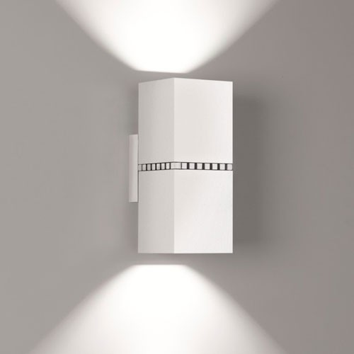 up down led wall light photo - 6
