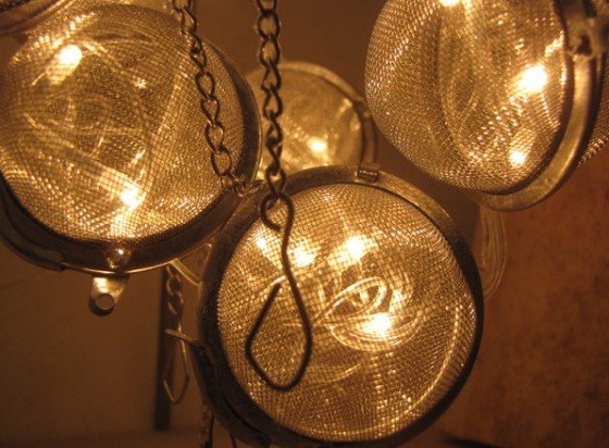 upcycled lamps photo - 1