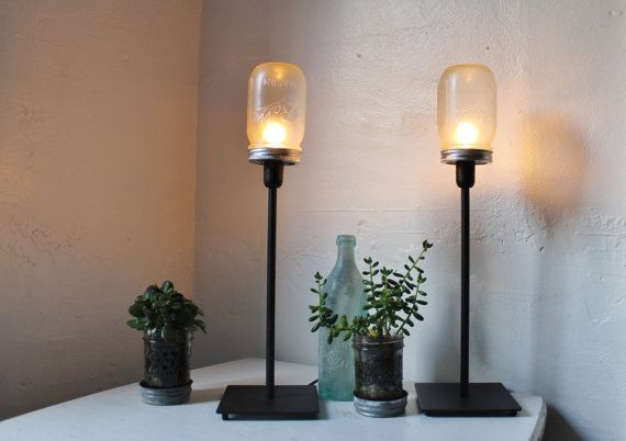 upcycled lamps photo - 3