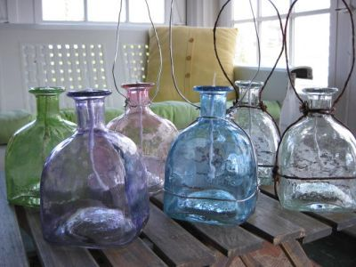 upcycled lamps photo - 7