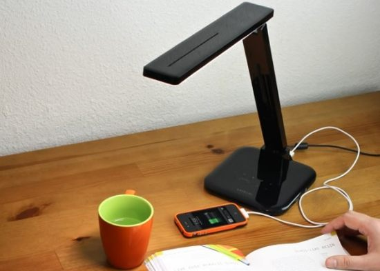 usb port lamp photo - 7