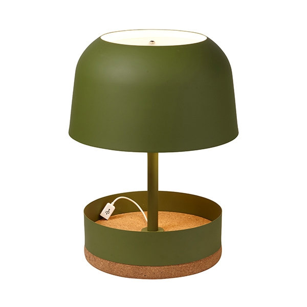 usb table lamp photo - 4