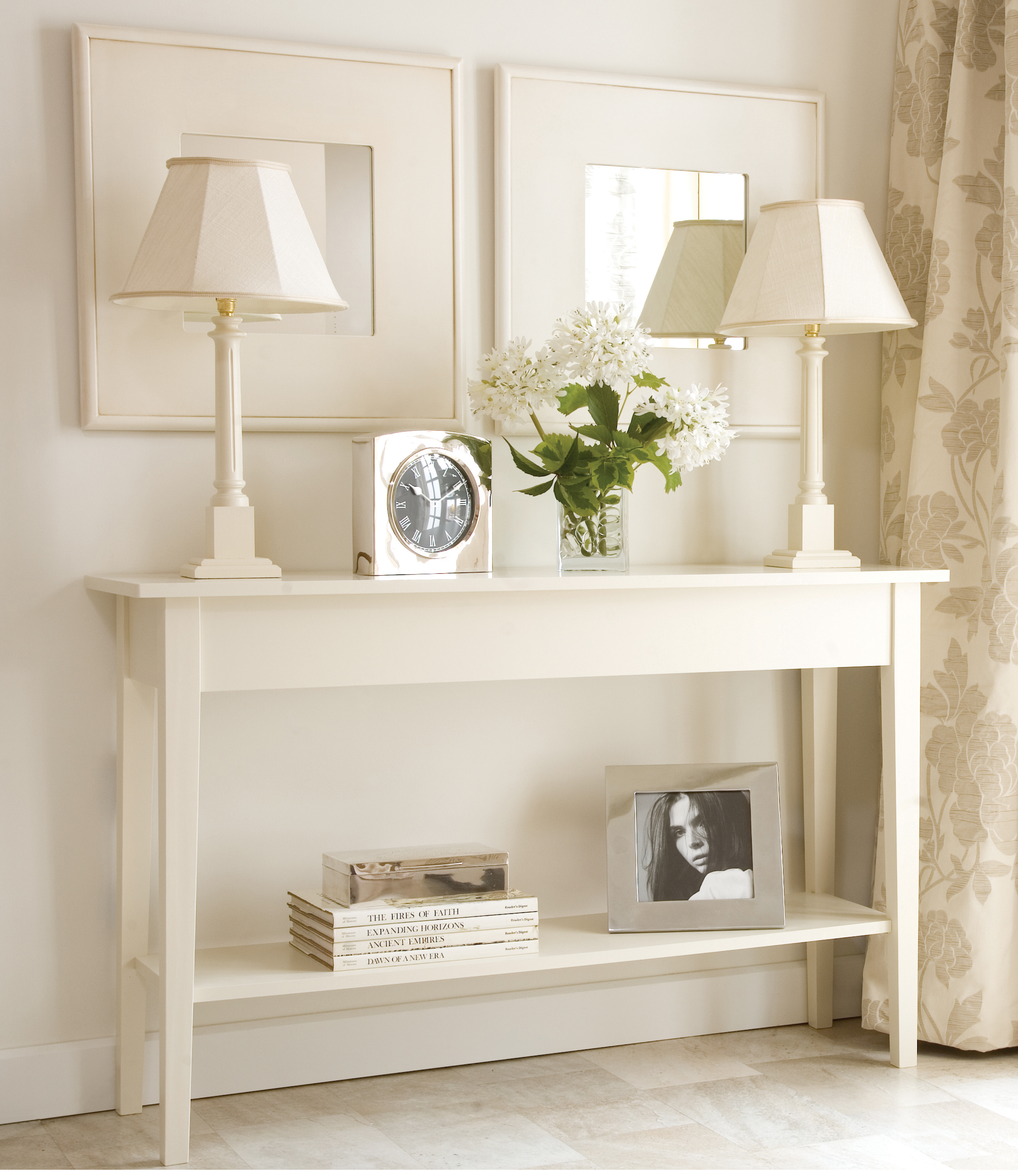 very small table lamps photo - 2