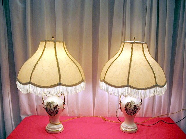 victorian lamps photo - 3