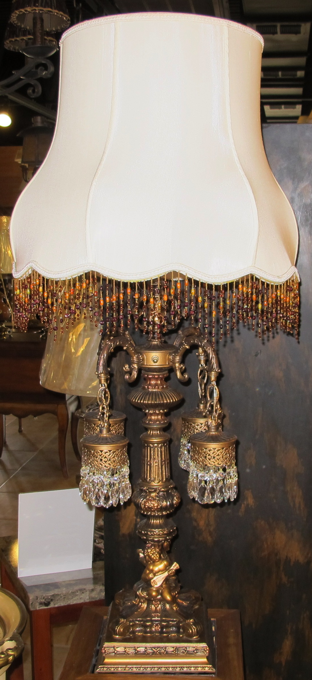 victorian lamps photo - 5
