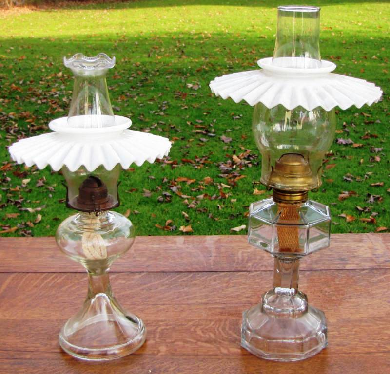 victorian lamps photo - 6
