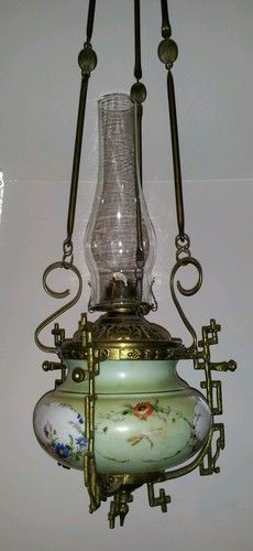victorian lamps photo - 8