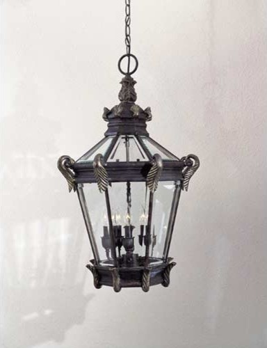 victorian outdoor lights photo - 10