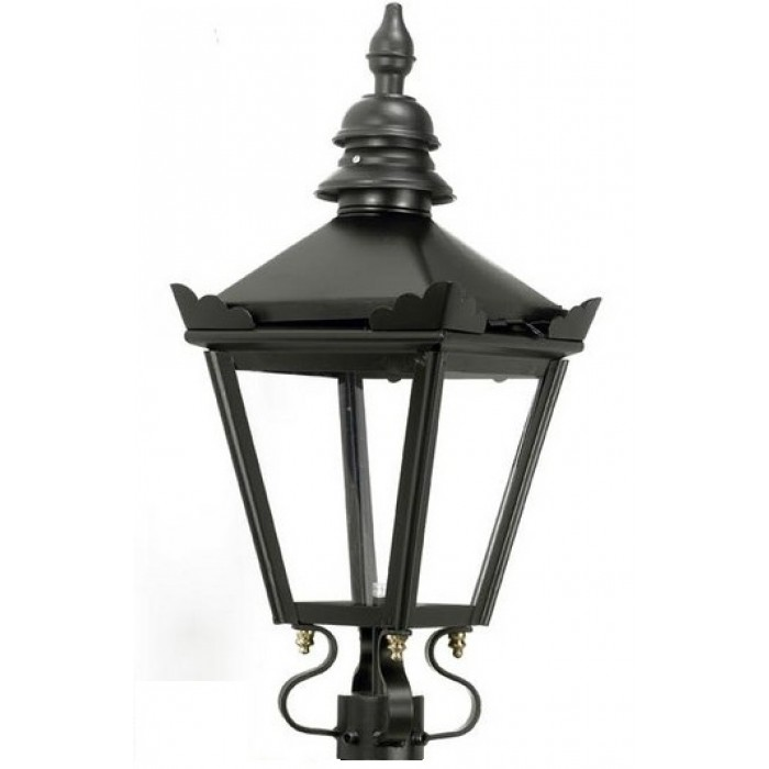 victorian street lamp photo - 6