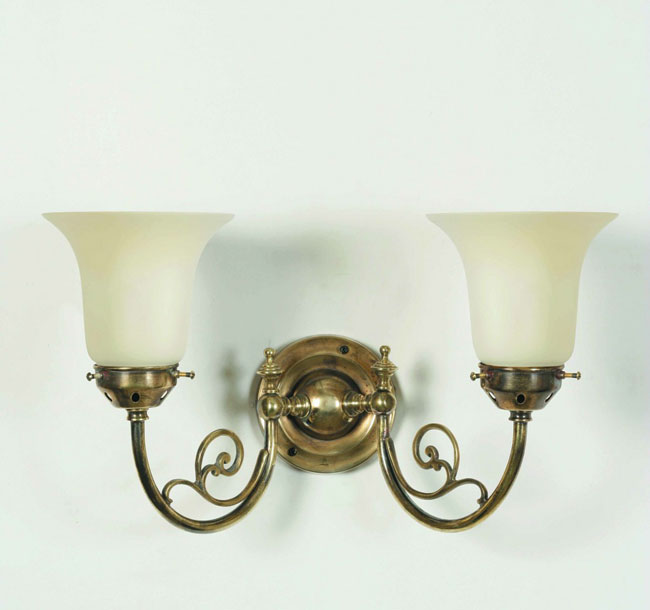 victorian wall lights photo - 5