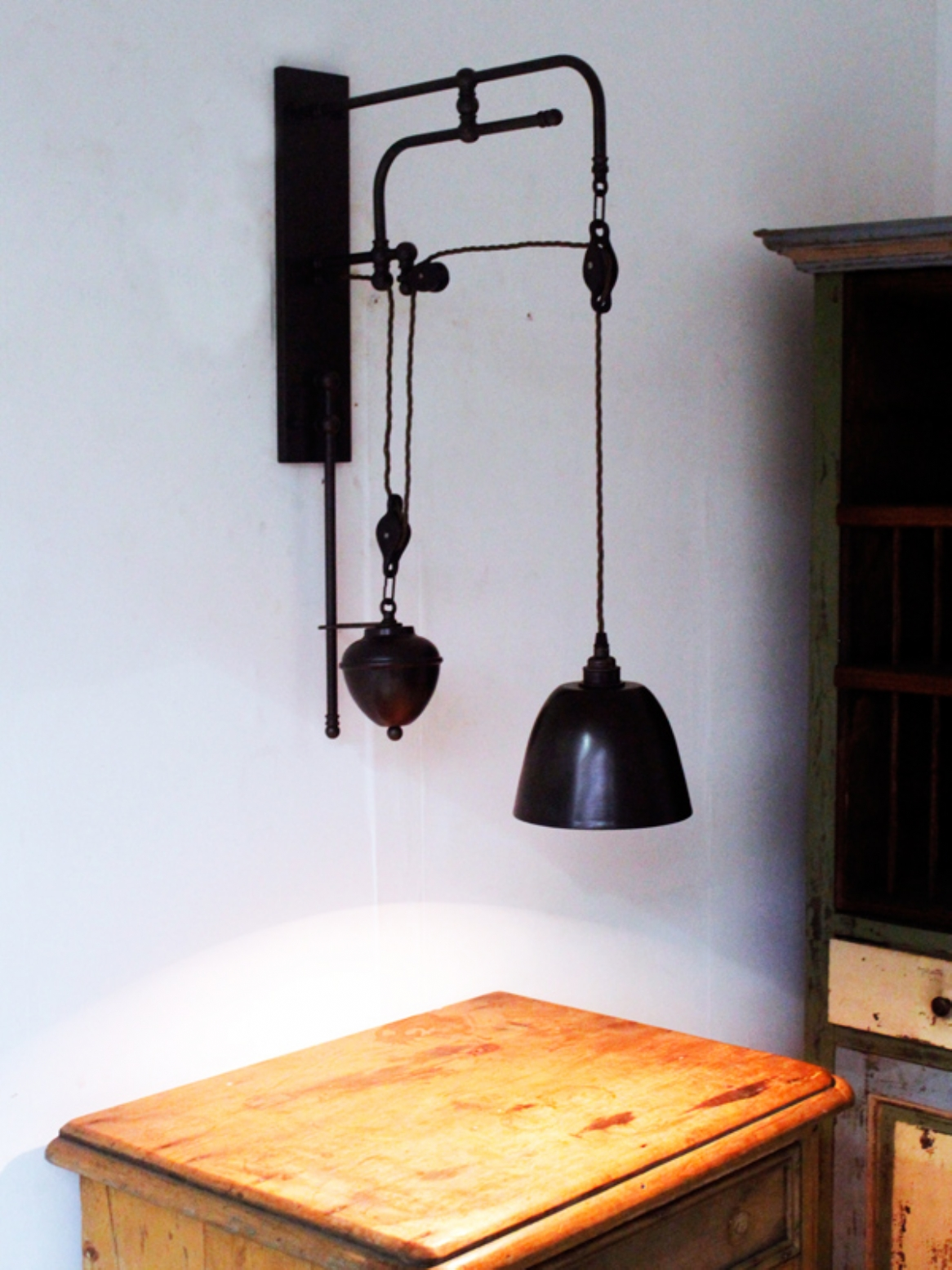 victorian wall lights photo - 8