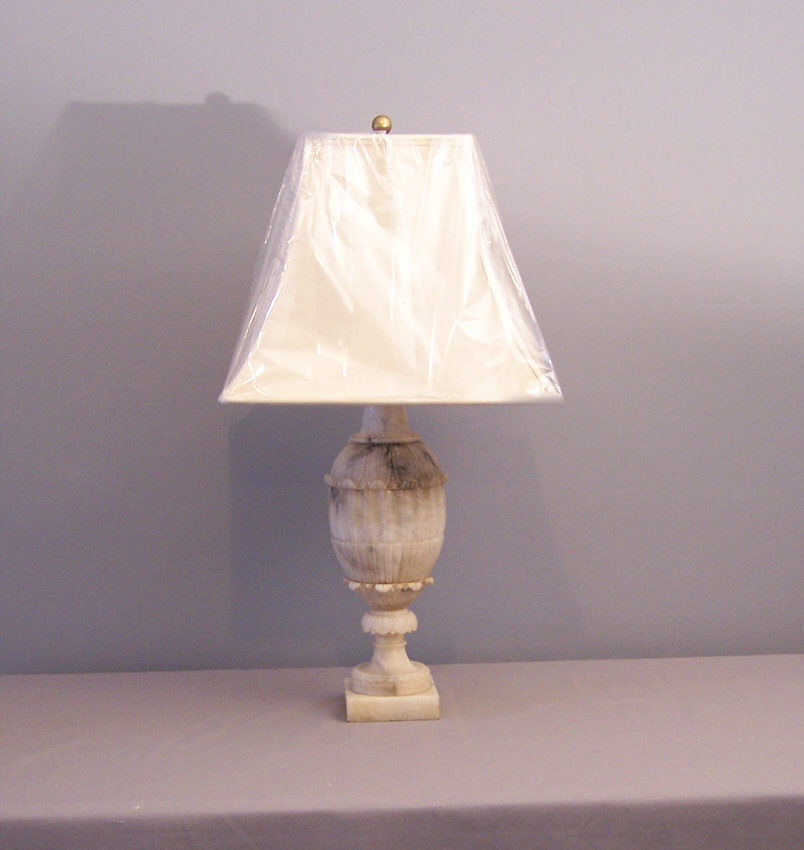 Adding character to your home using vintage alabaster lamps vintage alabaster lamps photo 1 aloadofball Gallery