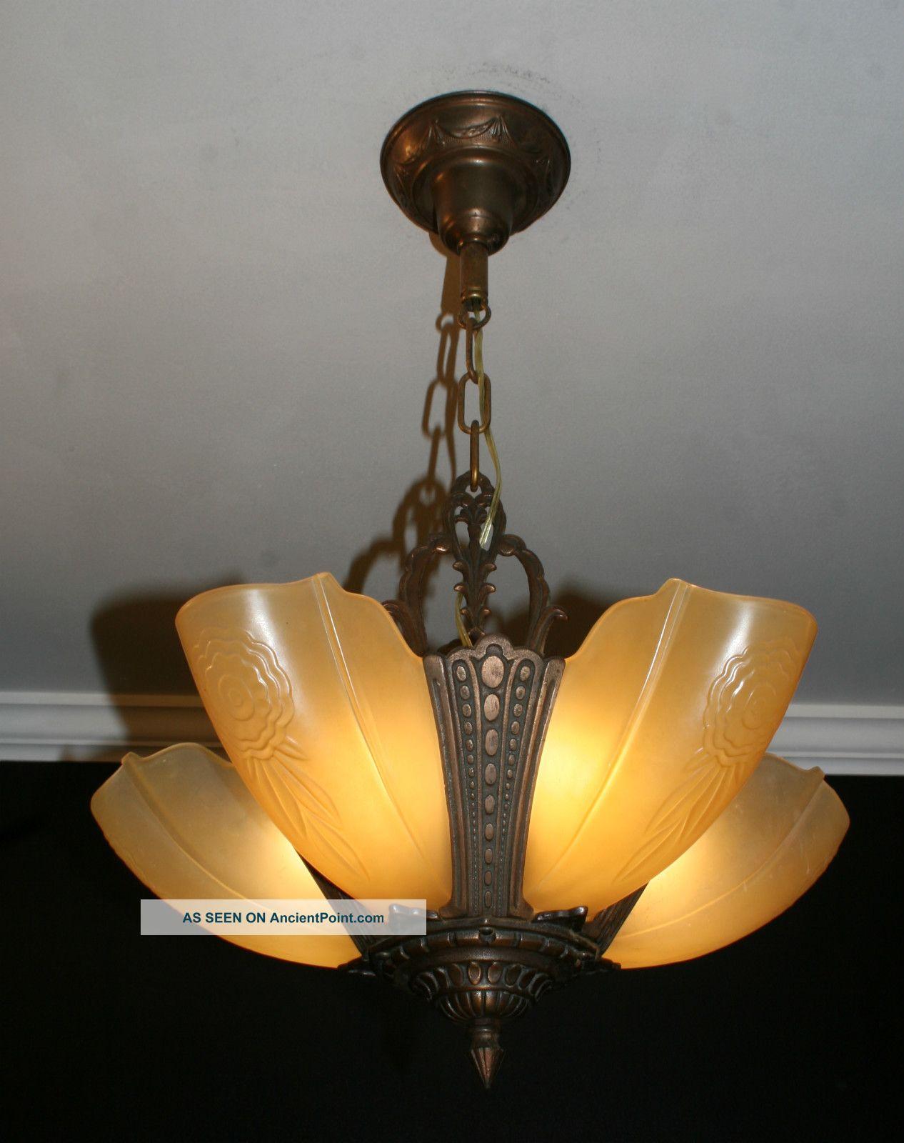 Vintage ceiling lights