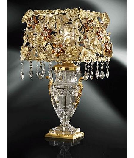 Chandelier Style Table Lamp Chandeliers Design – Crystal Desk Lamps