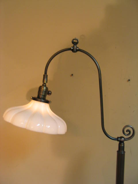 vintage floor lamps photo - 2