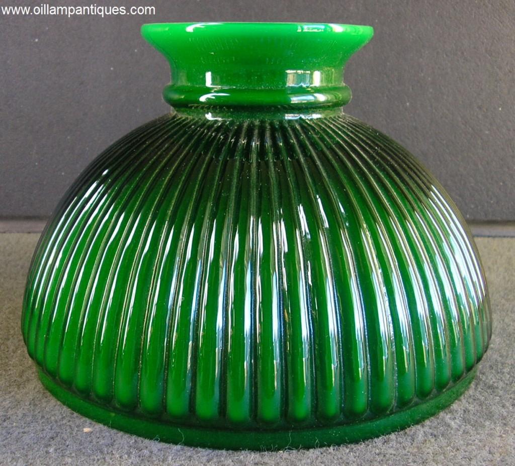 vintage glass lamps photo - 10