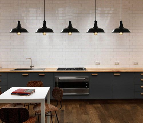 vintage kitchen ceiling lights photo - 10