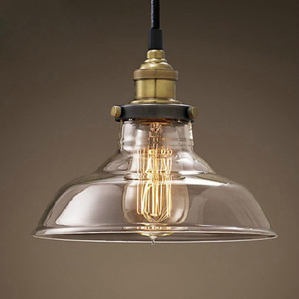 vintage kitchen ceiling lights photo - 2