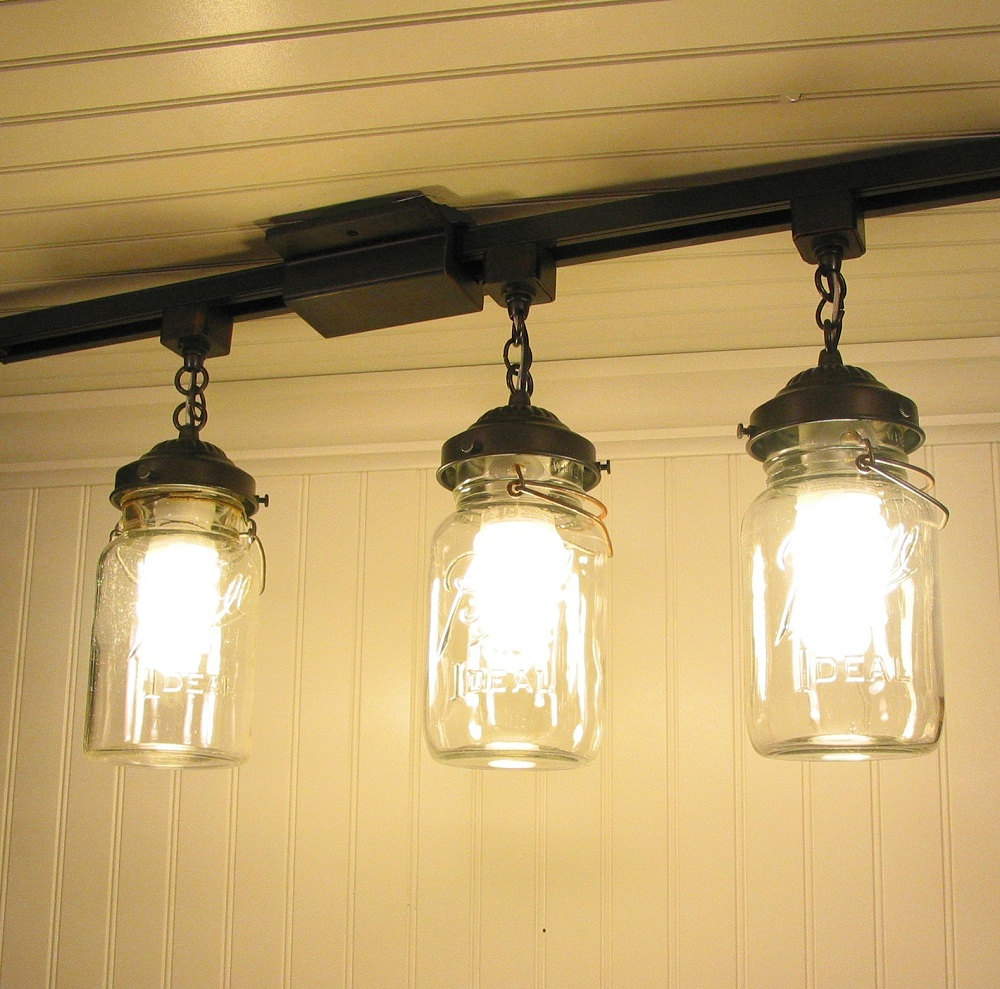 vintage kitchen ceiling lights photo - 3