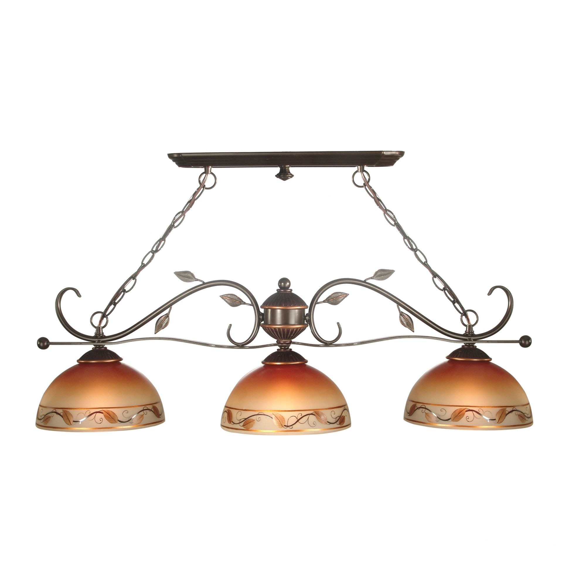 Illuminate Your Kitchens The Royal Way With Vintage Kitchen Ceiling - Retro kitchen ceiling light fixtures