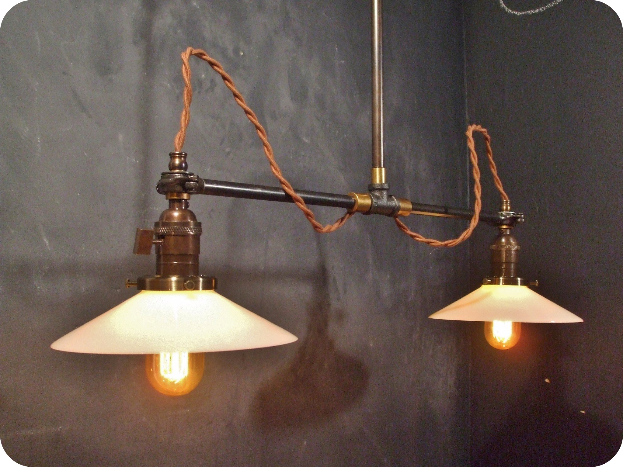 vintage kitchen ceiling lights photo - 9