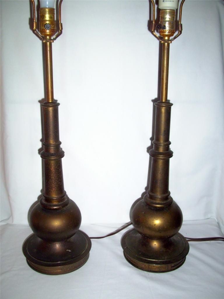 vintage stiffel lamps photo - 7