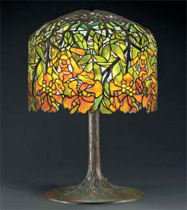 vintage tiffany lamps photo - 4
