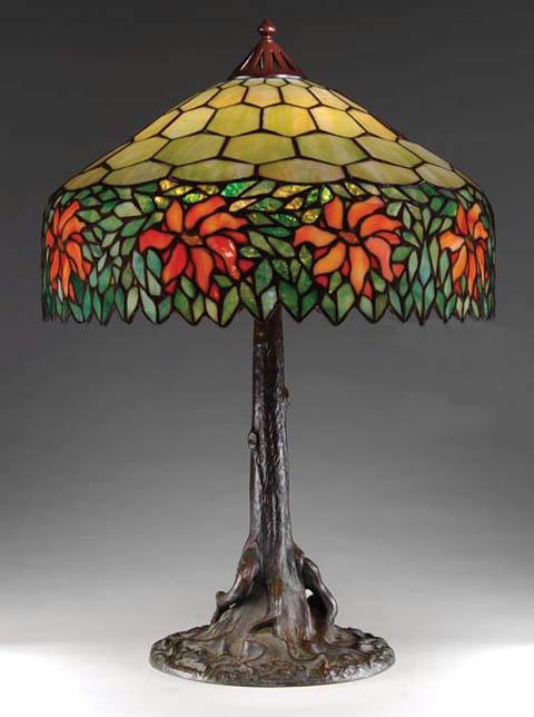 vintage tiffany lamps photo - 5