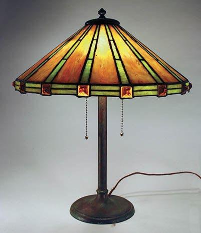 vintage tiffany lamps photo - 9