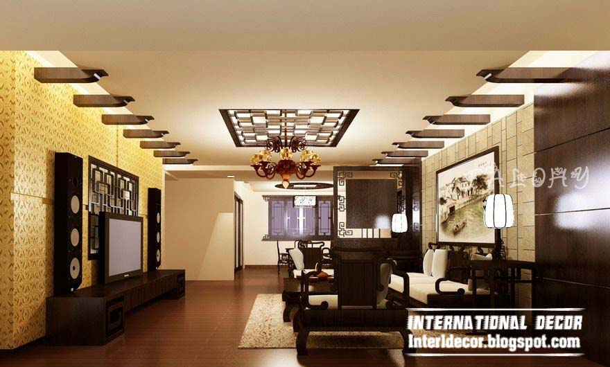 wall and ceiling lights photo - 8